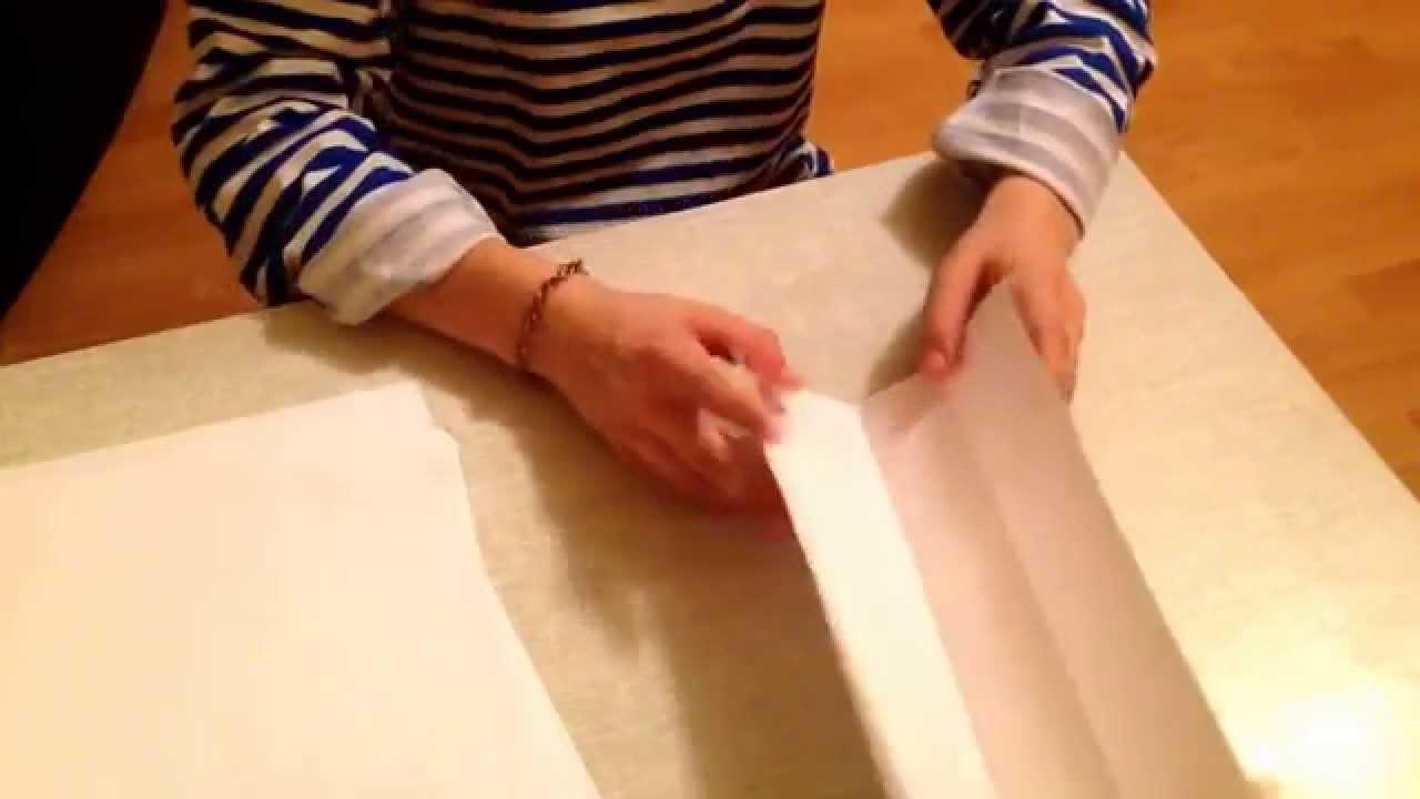 Как сделать биты из бумаги