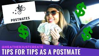 POSTMATES REVIEW - How to Make Money Full Time | Vlog 052