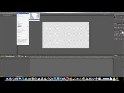 After Effects CS5 RealTime Typing Text Tutorial - AcrezHD