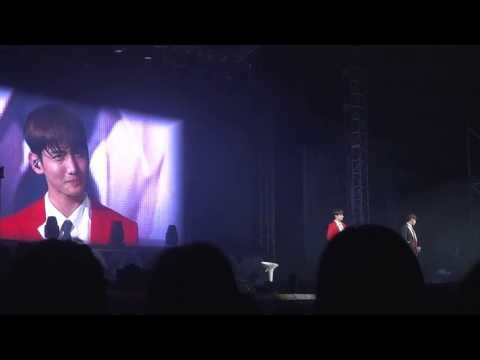 [FANCAM 130518] TVXQ - fantalk @ Catch Me Tour KL 2013