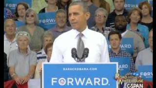 Obama Touts Bailout After Reports Administration Rejected GM Offer to Cut Government Ties