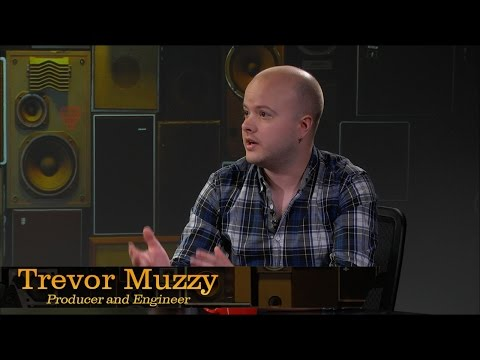 Producer/Engineer Trevor Muzzy - Pensado's Place #173