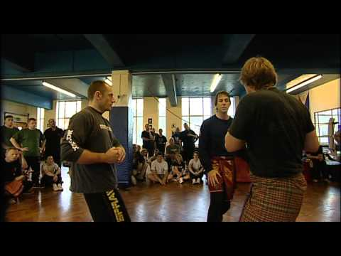 Cass Magda Pentjak Silat Training Image 1