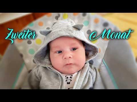 "Baby Update 2. Monat - Koliken, was bei uns geholfen hat - ""Stillrheuma"" mir tut alles weh"