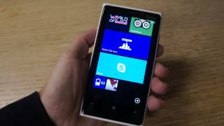 Skype Preview for Windows Phone 8