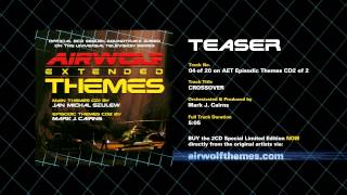 AIRWOLF Extended Themes CD2 Track 4 Teaser -