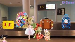 ChiChi ToysReview TV - Trò Chơi cảm giác mạnh nhảy dù trên không bằng kinh khí cầu