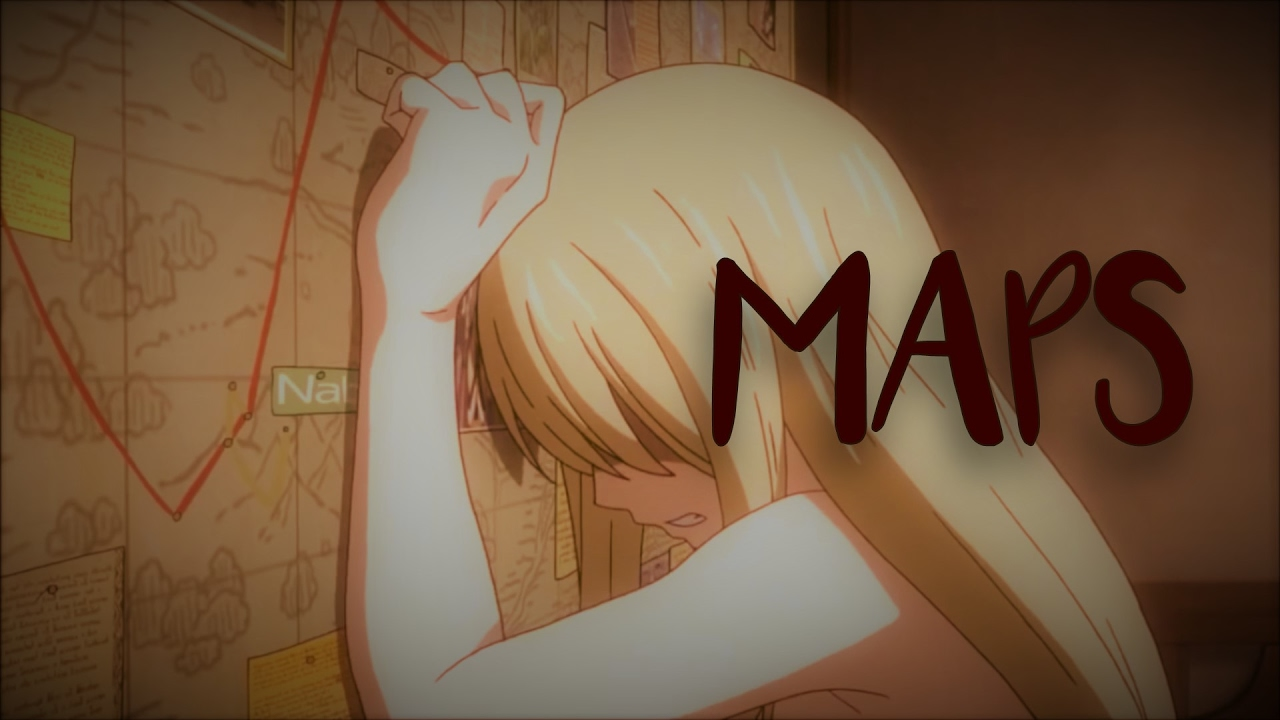 Fairy Tail Nalu Amv Maps Youtube