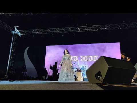 Shreya Ghoshal Live @ Hyderabad 3-Mar-2019 - Chikni Chameli