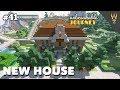 AKHIRNYA, RUMAH BARU YANG LEBIH BESAR! - Minecraft Indonesia #41