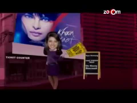 Priyanka Chopra Promotes Films On Rumours video