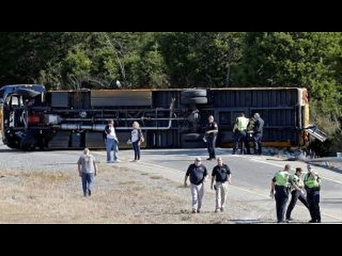 Official: 'Multiple fatalities' in school bus crash