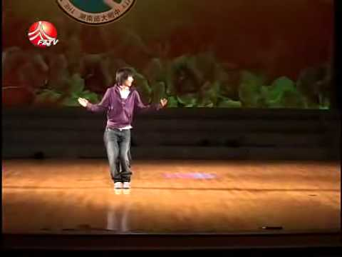 �PreDebut�EXO - LAY (张��) Danced to Wonder Girl's Nobody (09年)