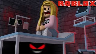 ESCAPE FROM THE HAUNTED HOSPITAL! (Roblox)