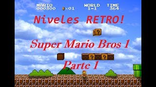 Super Retro Mario Parte 1 Mario Maker
