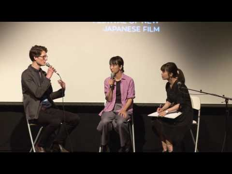 Japan Cuts  - The Actor Q&A