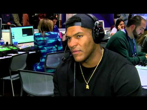 "Broncos TE Julius Thomas: ""I don't want to put any press"