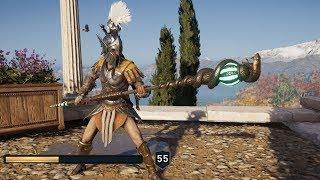 Assassin's Creed Odyssey Update 1.07 - LEVELING BEYOND Level 50 Live stream (AC Odyssey Update 1.07)