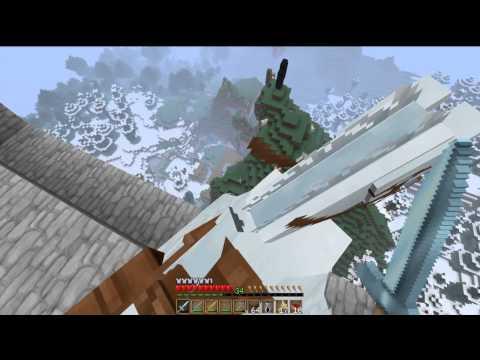 Minecraft - Caballo Murcielago a Pegaso y a Pegaso Negro!