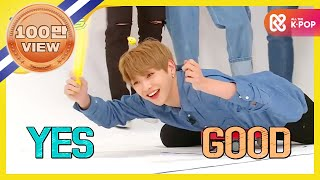 (Weekly Idol EP.316) WANNA ONE run at a high speed  [워너원의 지하 3층 질주]