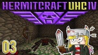 Hermitcraft UHC 03 | Spider Friends | Season 4
