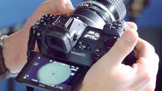 Nikon Z6 + Z7 Overview Tutorial