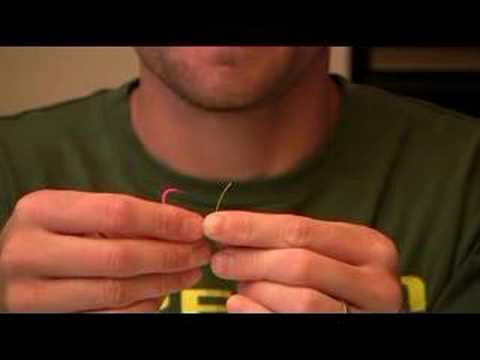 How to tie an Egg Loop Knot Video