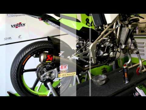 'Behind the scene' Team Go & Fun Honda Gresini