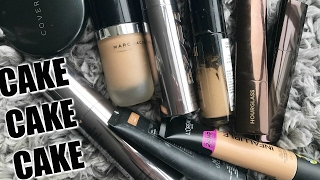 MOST FULL COVERAGE FOUNDATIONS EVER!