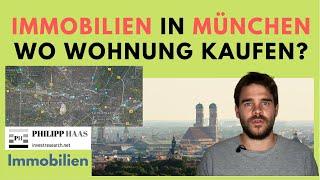 Immobilienmarkt München - Wohnung oder Haus kaufen? Erklärung der verschiedenen Lagen