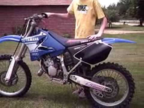 Dirt Bikes Yamaha 125 Yamaha stroke dirt bike