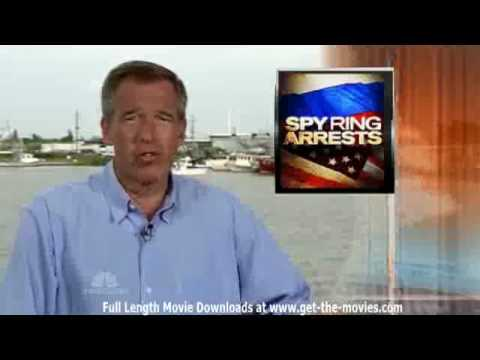 Russian Spy Ring in USA busted
