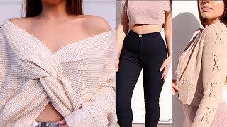 Fashion Nova Try On HAUL | Blissfulbrii