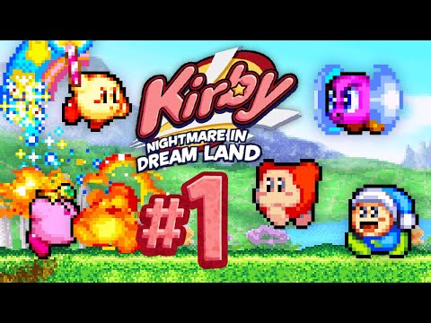 Kirby: Nightmare in Dream Land - Twice the Suckage - Episode 1 - KoopaKungFu