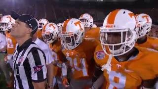 Virginia Tech vs Tennessee football 2016 | Battle at Bristol