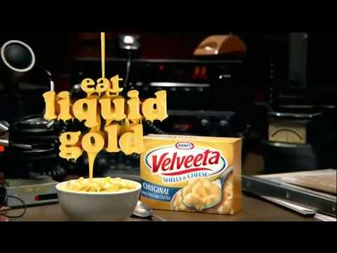 Velveeta HAM Radio Guy ad