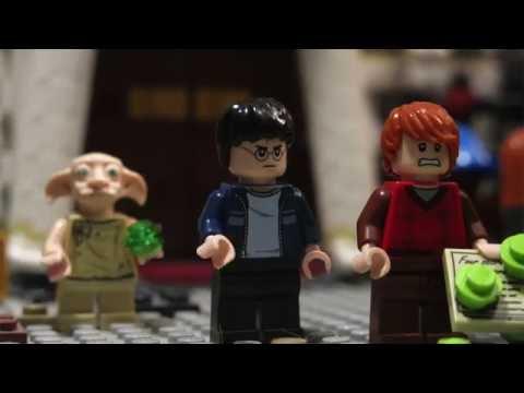 LEGO Harry Potter - Hermione's Essay