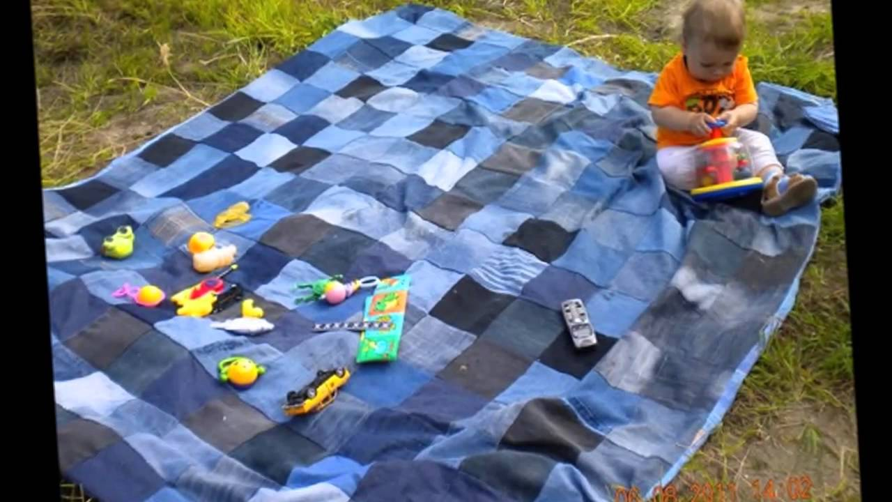 Что можно сделать из старого одеяла своими руками 78