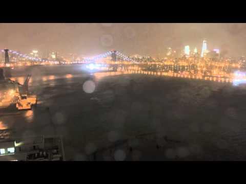 พายุแซนดี้ ถล่มนิวยอร์ค