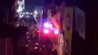 VIDEO - Haiti Accident Kanaval - Men Kijan moun yo te pran kouran nan Cha Barikad Crew a