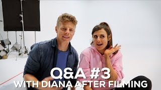 Q&A WITH DIANA ARCHER MILLS AFTER FILMING: WHERE IS THE COMPANY HEADING? - Bas Hollander - Q&A 3