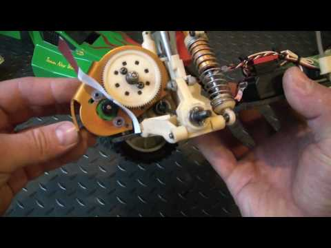 How to set the correct pinion/spur gear mesh on your RC vehicle