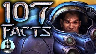 107 Starcraft Facts YOU Should Know! | The Leaderboard