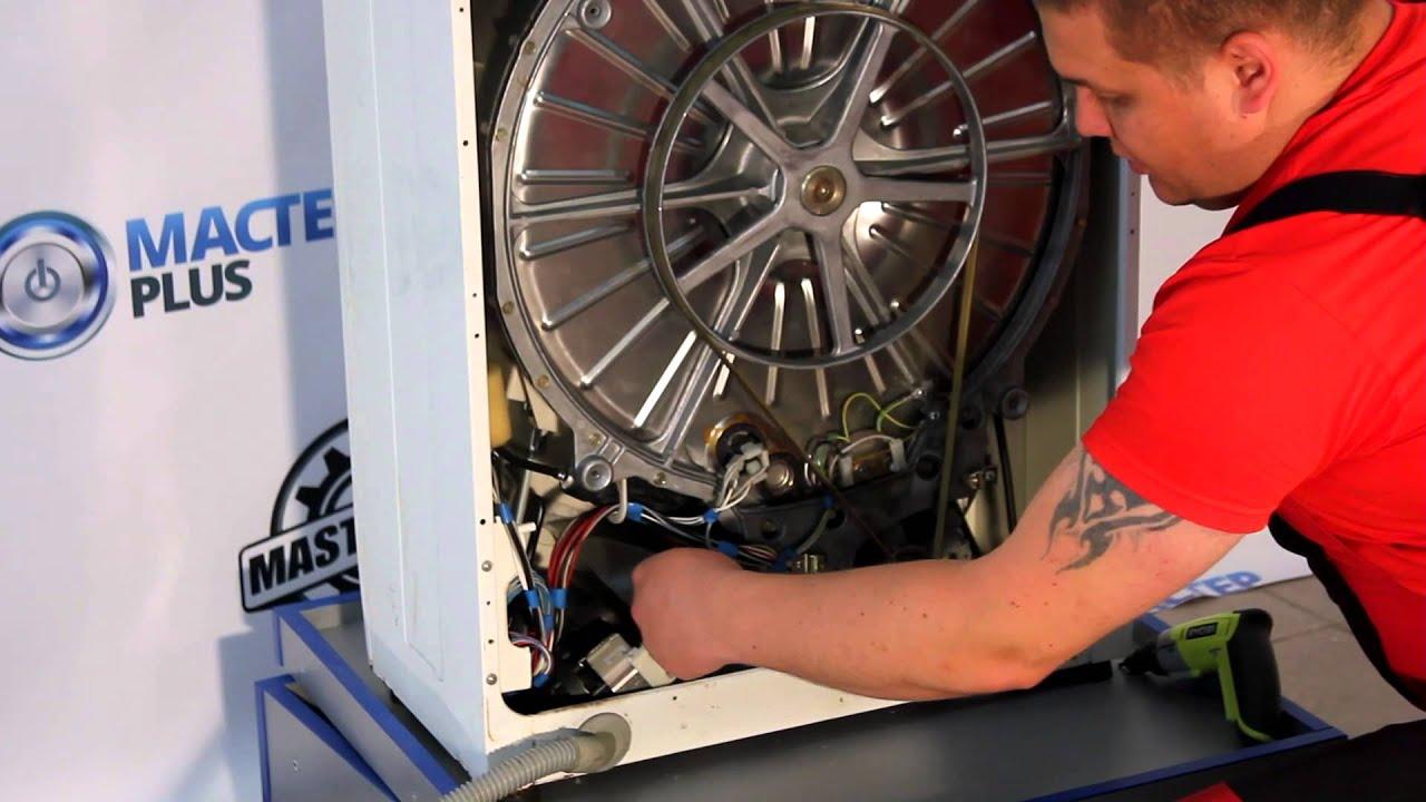 Ремонт стиральных машин как заменить подшипник ардо своими руками 37