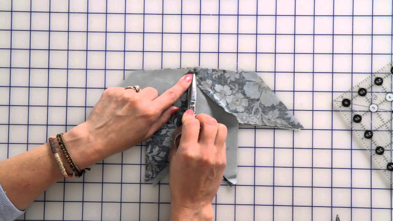 How To Sew A Beginner Eight Point Star Quilt Block By