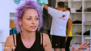 Nicole Richie Longs for the Life of a Tall Person on 'Candidly Nicole'