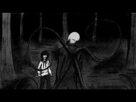 Slenderman vs Jeff the killer- Trailer pelicula