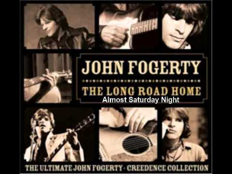 Creedence Clearwater Revival - Almost saturday night