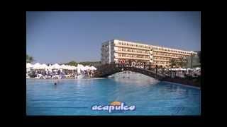 Luxury 5* Acapulco Beach & Spa Resort, Kyrenia, North Cyprus