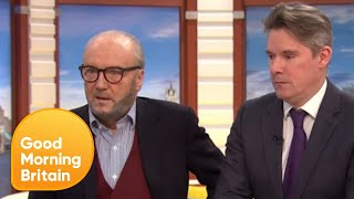 George Galloway Casts Doubt on the Salisbury Attack Culprits   Good Morning Britain